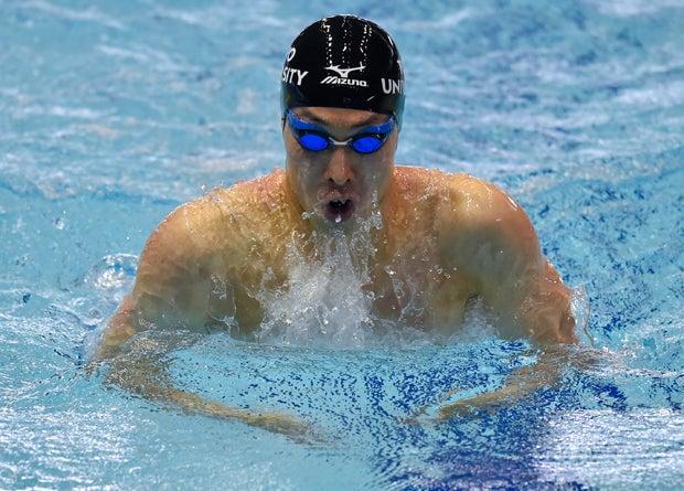 萩野が日本新で4種目目の五輪出場権獲得 入江は日本選手権10