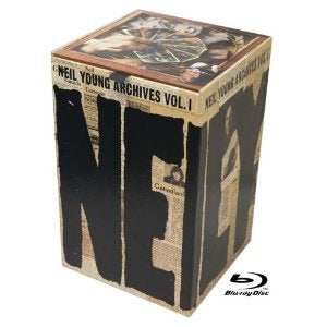 『Neil Young Archives 1』ニール・ヤング [Blu-ray]