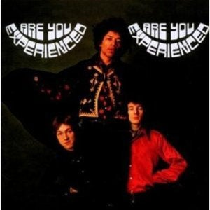 『ARE YOU EXPERIENCED?』THE JIMI HENDRIX EXPERIENCE