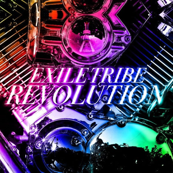 EXILE TRIBE 初のアルバム『EXILE TRIBE REVOLUTION』の全貌が解禁