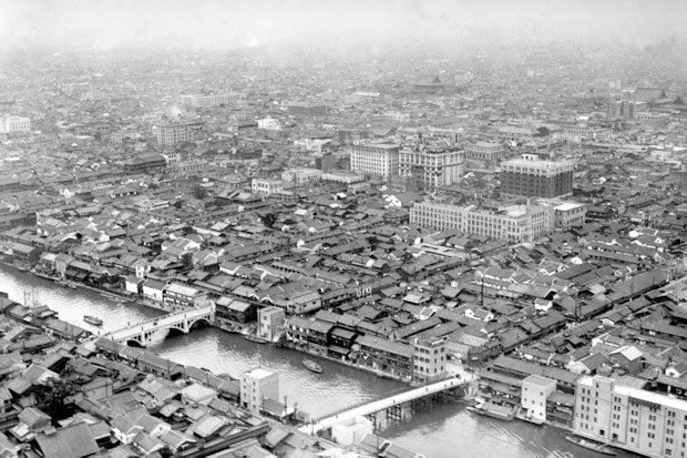 写真・図版 | 第4回 戦災前の大阪〈週刊朝日〉|AERA dot. (アエラドット)