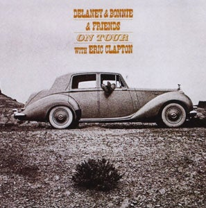 『ON TOUR WITH ERIC CLAPTON』DELANEY & BONNIE & FRIENDS