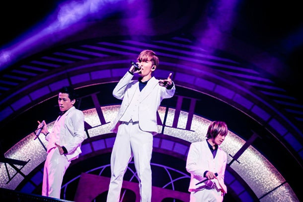 w-inds.日本武道館ライブ全編配信決定&2015年第1弾Sg試聴12/8開始