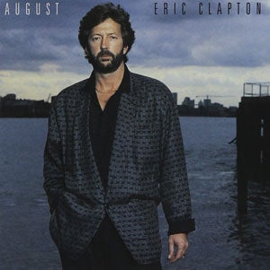 『AUGUST』ERIC CLAPTON