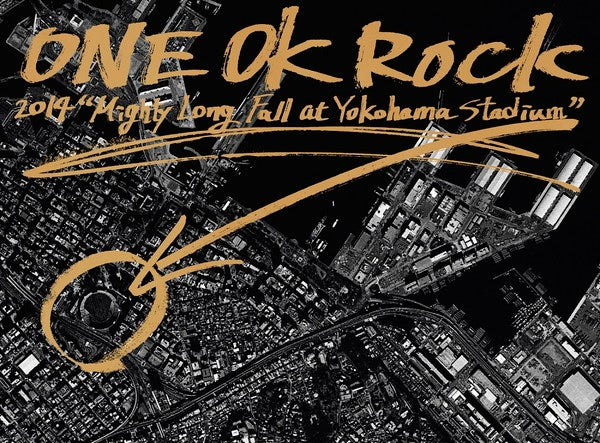 ONE OK ROCK ライブ映像作品から6万人が熱狂した「Mighty Long Fall」を公開