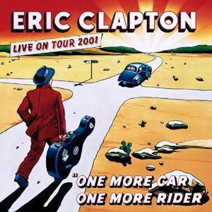『ONE MORE CAR, ONE MORE RIDER』ERIC CLAPTON(CD)