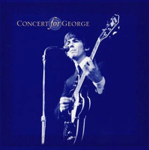 『CONCERT FOR GEORGE』VARIOUS ARTISTS [CD]