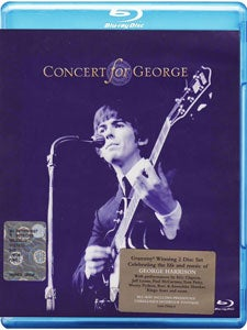 『Concert for George』VARIOUS ARTISTS [Blu-ray]