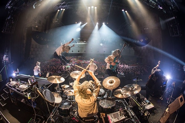 MAN WITH A MISSION、大阪2DAYSのツアー追加公演を発表