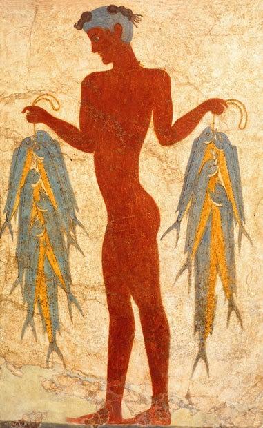 ギリシャ美術に隠されたオリンピ...