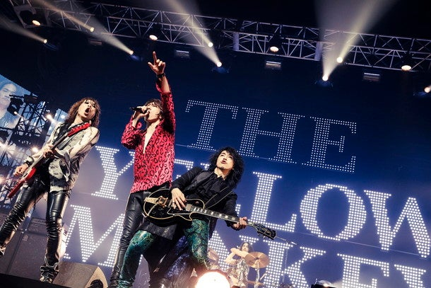 THE YELLOW MONKEY 11月から新たに全国ホールツアー【-SUBJECTIVE LATE SHOW-】16公演開催!