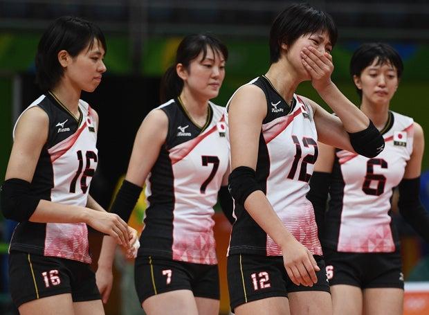 バレーボール朝鮮民主主義人民共和国女子代表