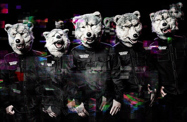 MAN WITH A MISSION、ブンブン中野手がけた新曲が自身初出演のCM曲に