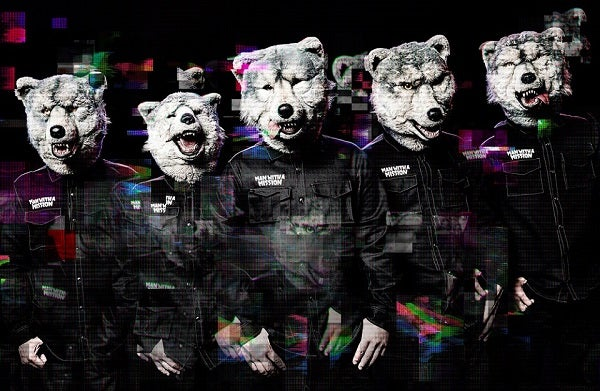 MAN WITH A MISSION、リリース記念プロジェクト詳細&ツアー対バン発表