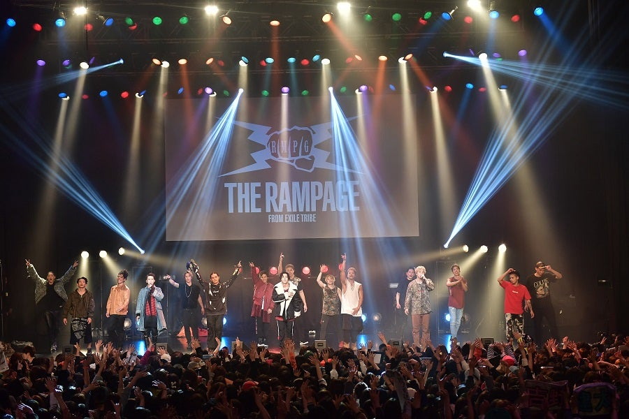 THE RAMPAGE、AKLO、KANDYTOWNが競演! MTVライブイベントに次世代音楽シーンを担う3組が出演