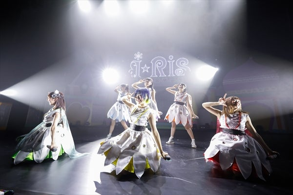 "i☆Ris、""無限大の可能性を魅せる""全国ツアーが開幕 OPSE&衣装プロデュースは澁谷梓希"