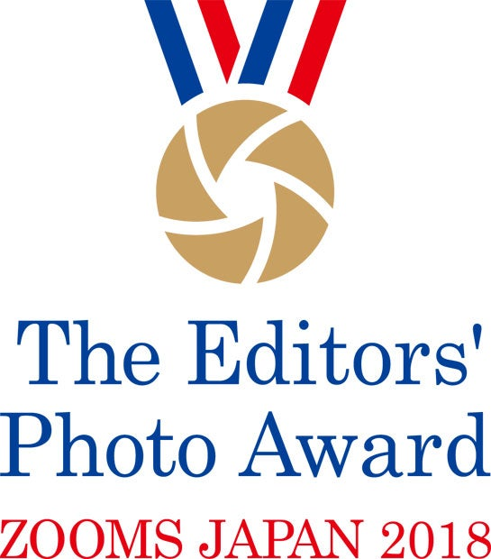 The Editors'Photo Award ZOOMS JAPAN2018