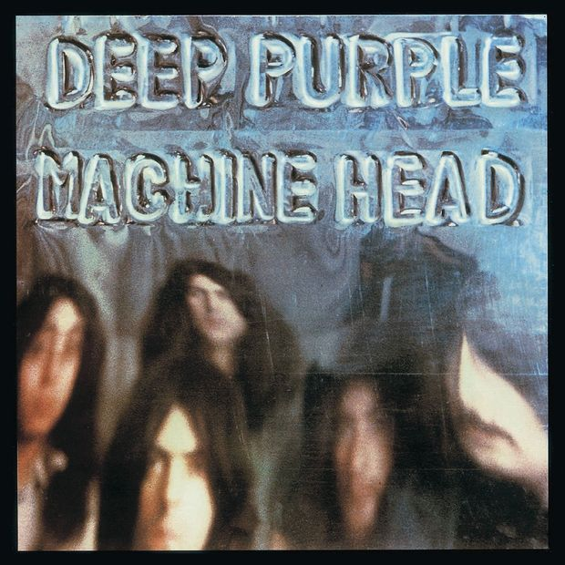 『MACHINE HEAD』DEEP PURPLE