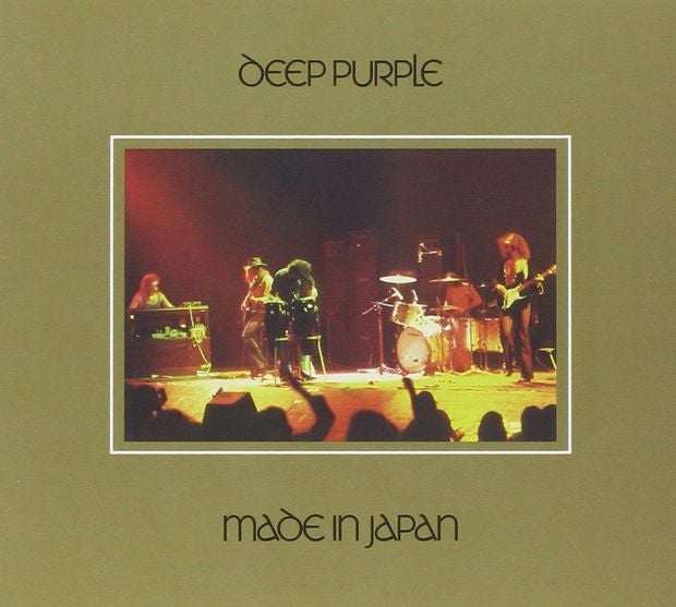 『MADE IN JAPAN』DEEP PURPLE