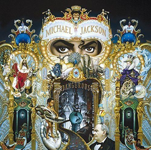 『DANGEROUS』MICHAEL JACKSON 《GIVE IN TO ME》