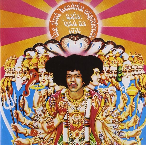 『AXIS: BOLD AS LOVE』JIMI HENDRIX 《LITTLE WING》