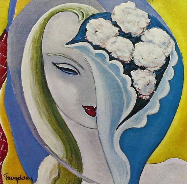 『LAYLA AND OTHER ASSOTED LOVE SONGS』DEREK & THE DOMINOS  《LITTLE WING》