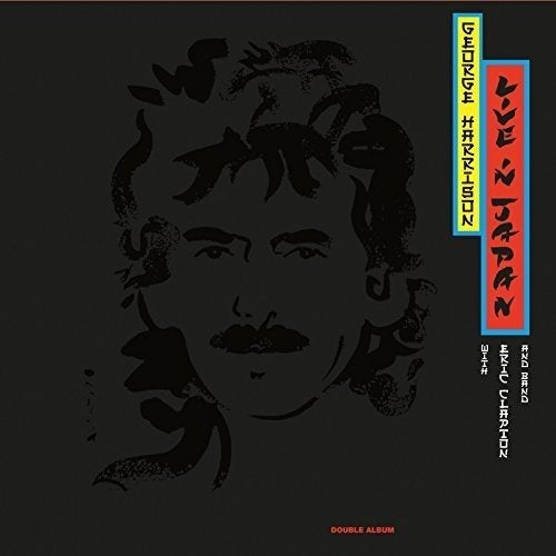 『LIVE IN JAPAN』VARIOUS ARTISTS《WHILE MY GUITAR GENTLY WEEPS》 Guitar ERIC CLAPTON