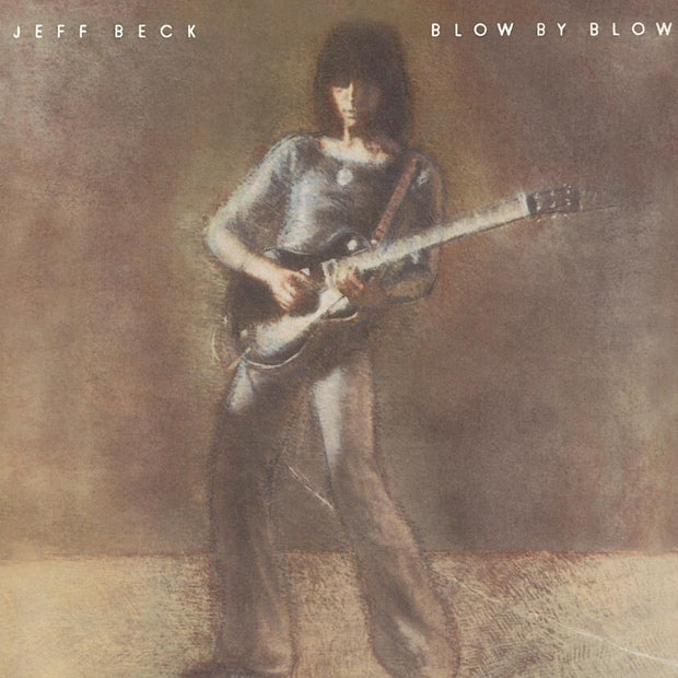 『BLOW BY BLOW』JEFF BECK《CAUSE WE'VE ENDED AS LOVERS》