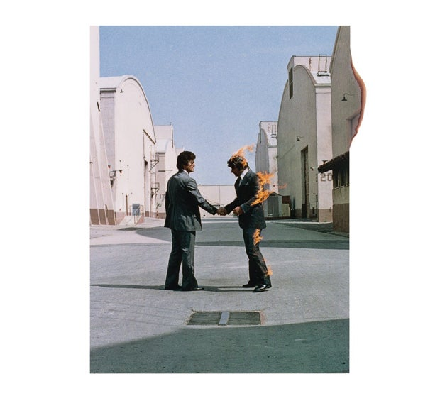 『WISH YOU WERE HERE』PINK FLOYD《WISH YOU WERE HERE》Guitar DAVID GILMOUR