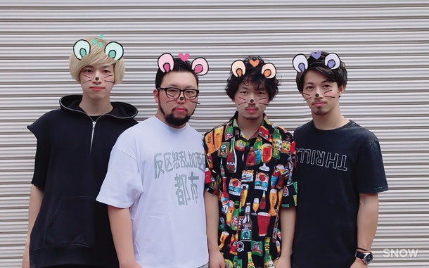 Rhythmic Toy World ツアー最終追加ゲスト発表 、KNOCK OUT MONKEY、Shout it Out、SIX LOUNGEが出演決定