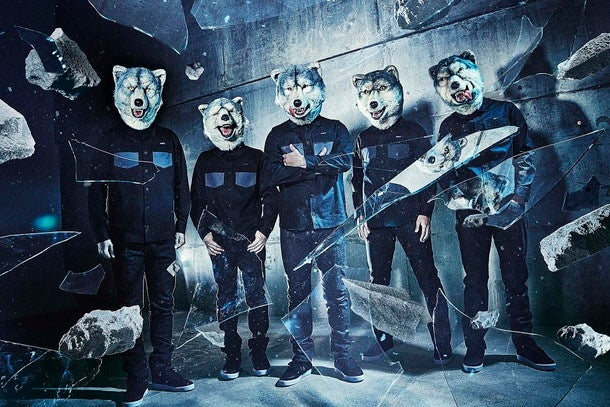 MAN WITH A MISSION 新アー写公開! 全国ツアーゲストにヤバTら