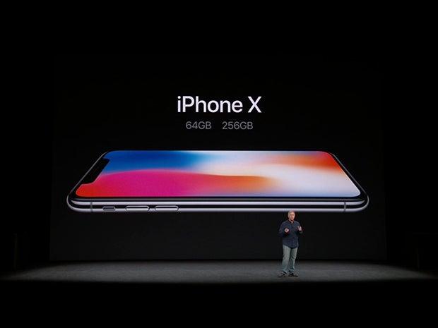 「iPhone X」