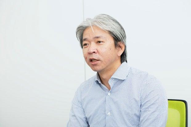 株式会社アイキューブドシステムズ代表 佐々木勉氏(撮影/今井裕治)