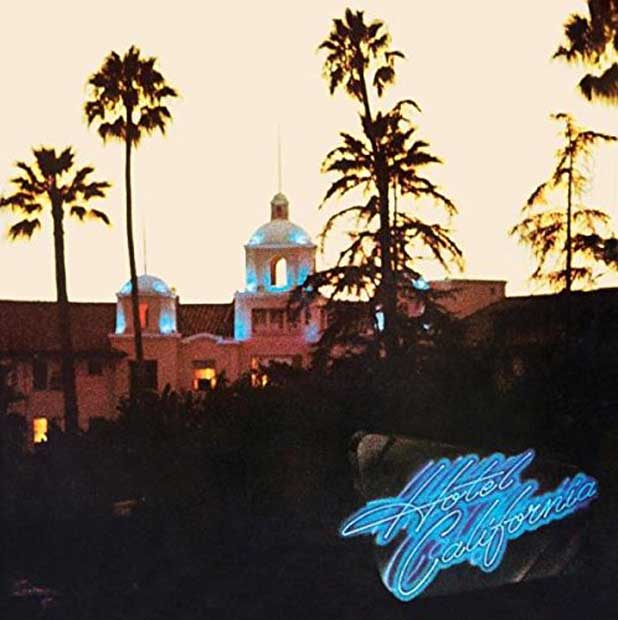 『Hotel California (Remastered)』/Eagles