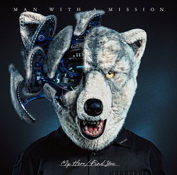 MAN WITH A MISSION、新曲「Find You」MVに中条あやみが出演