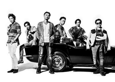 "EXILE THE SECOND ""セカンドの日""に2018年第一弾シングル『アカシア』をリリース"