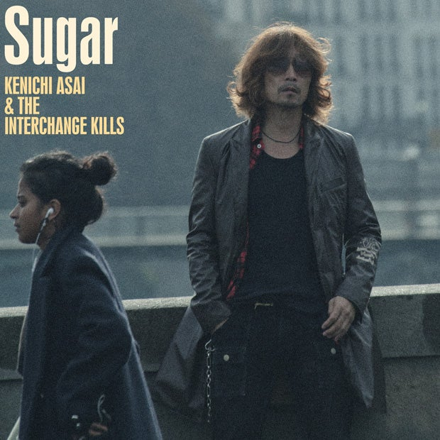 浅井健一&THE INTERCHANGE KILLS『Sugar』