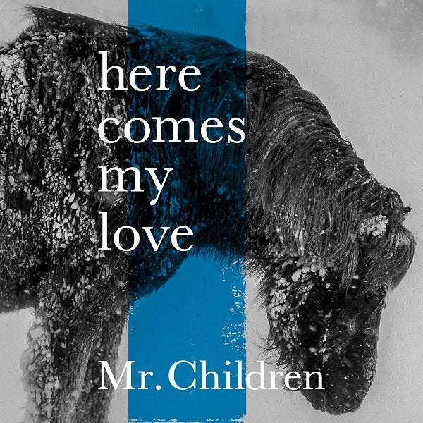 Mr.Children 新曲「here comes my love」映像解禁
