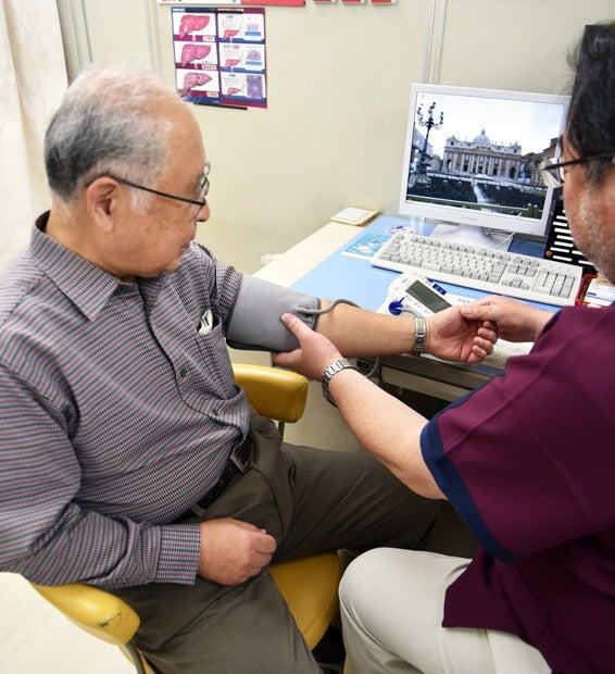 「血圧の数値を気にすることじたいストレスになります」(松本氏)