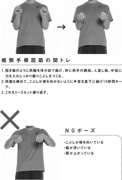 『関トレ 関節トレーニングで強い体をつくる』(朝日新聞出版)から