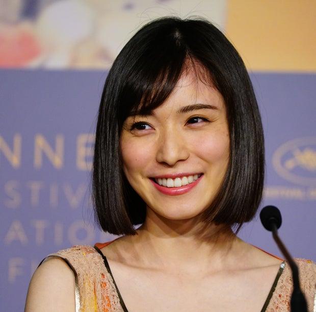 松岡茉優 (c)朝日新聞社