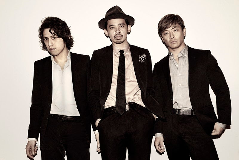 w-inds.龍一在籍3ピースバンドALL CITY STEPPERS、約4年ぶりニュー・アルバムを10月リリース