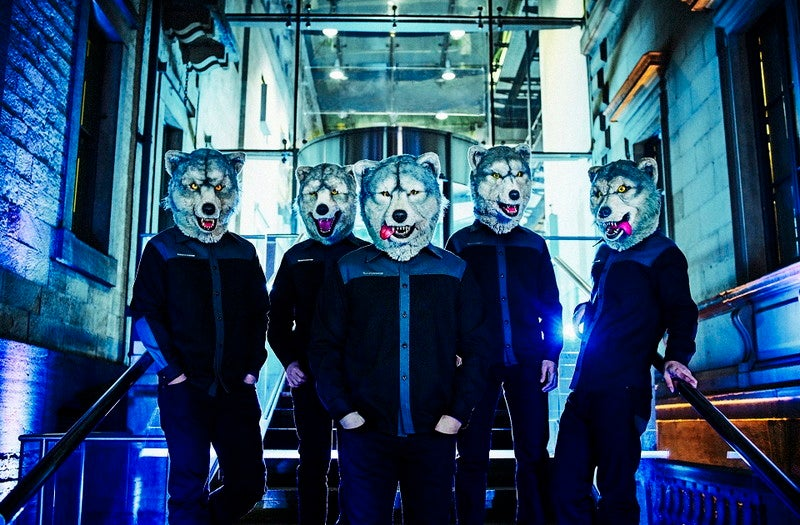 MAN WITH A MISSION、全国アリーナツアー追加公演&アジア・ツアーを開催
