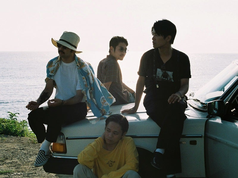 Yogee New Waves、3rd e.p.『SPRING CAVE e.p』のアナログ盤を11/28にリリース
