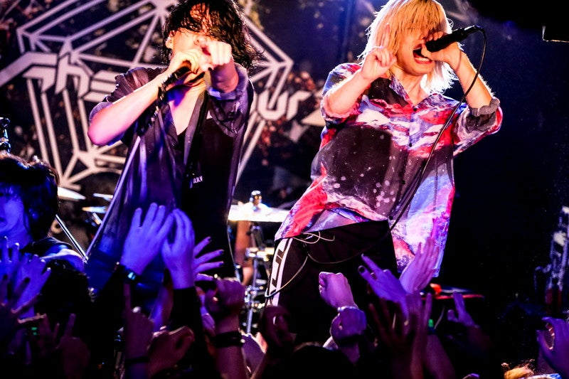 Fear, and Loathing in Las Vegas、2019年3月に5人体制初アルバムをリリース 全国ツアーも決定
