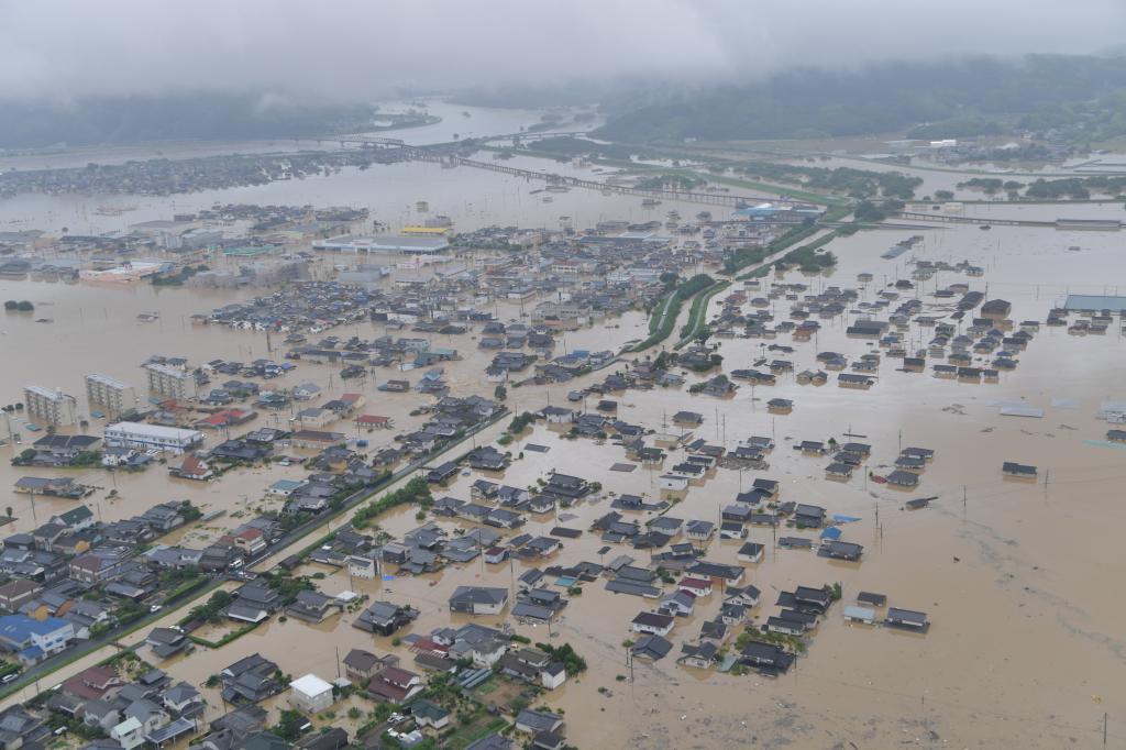 大規模な自然災害続いた2018年 ...