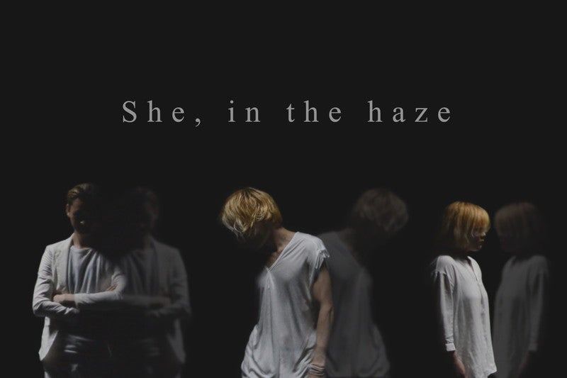 She, in the haze、約2年半ぶりミニ・アルバム発売決定