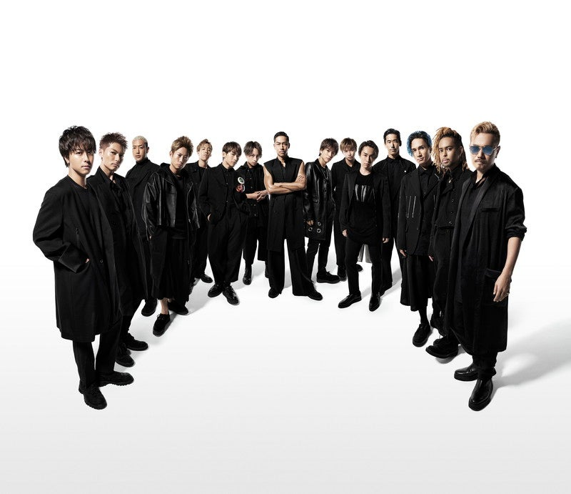 "EXILE【LIVE TOUR 2018-2019""STAR OF WISH""】WOWOW独占放送決定"