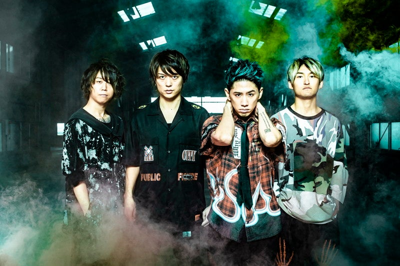 ONE OK ROCK、新曲「Wasted Nights」MV公開&映画『キングダム』の主題歌に決定