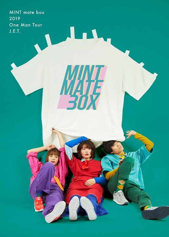 MINT mate box、4th E.P.『Highlight』4/3リリース決定